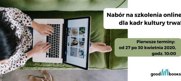 Szkolenia online Good Books